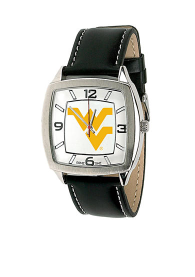 Game Time® West Virginia University Retro Series Watch