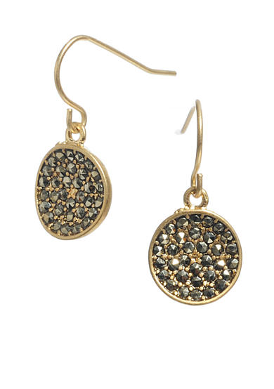 Kenneth Cole Small Gold-Tone Earring