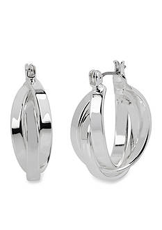 Kenneth Cole Multi-Row Hoop Earring