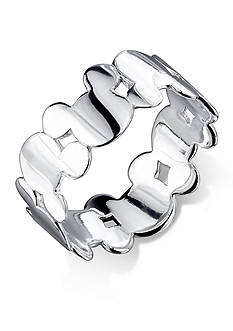 Belk Silverworks Sterling Silver Disney Mickey Mouse Ring