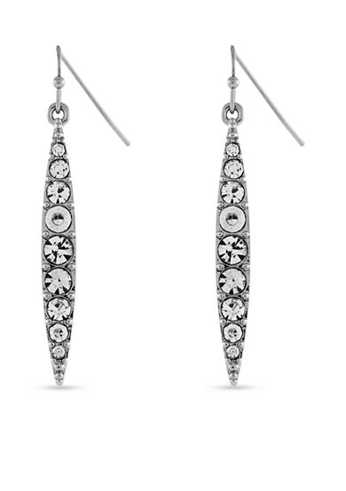 Jessica Simpson Pave Drop Earring