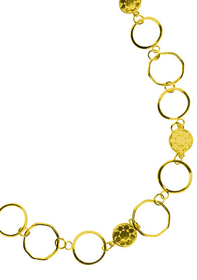New Directions® Single Row Gold Necklace