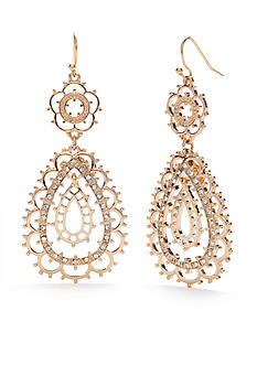 New Directions® Gold-Tone Chandelier Earrings