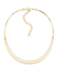 New Directions® Modern Metals Elegant Collar Necklace