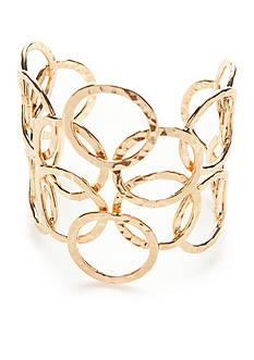 New Directions Modern Metals Cuff Bracelet