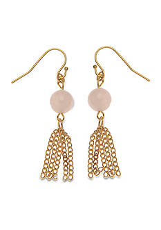 New Directions® Tassel Drop Earrings