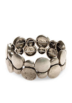 Ruby Rd Utility Chic Stretch Bracelet