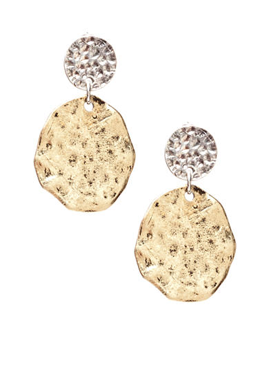 Ruby Rd Utility Chic Collection Earrings
