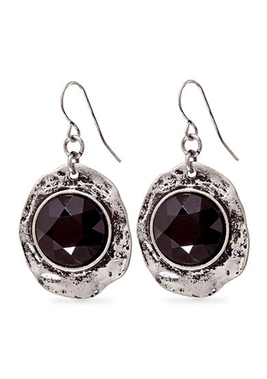 Ruby Rd Cabochon Item Collection Earrings
