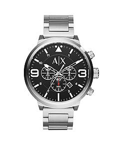 Armani Exchange AX Men's Street Stainless Steel Chronograph Watch