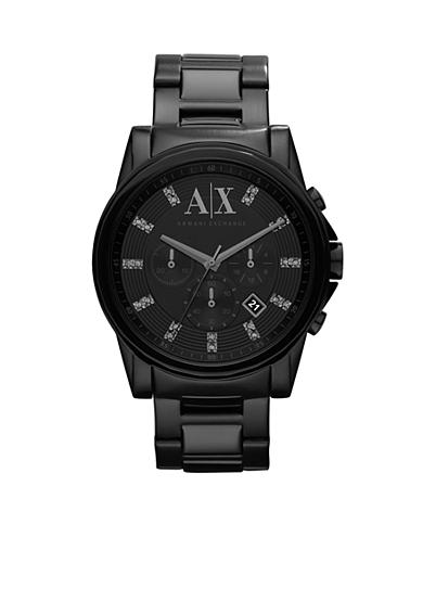 Armani Exchange AX Men's Black Watch