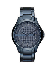 Armani Exchange AX Men's Three Hand Stainless Steel Watch