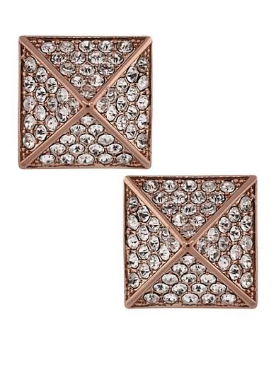 Vince Camuto Square Stud Earrings
