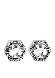 Vince Camuto Diamonds in the Sky Silver Stud Earrings