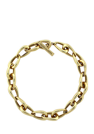 Vince Camuto Gold-Tone Core Link Collar Necklace