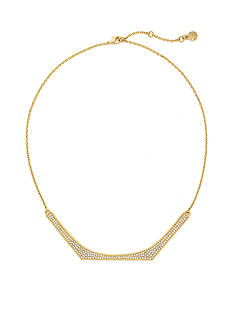 Vince Camuto Delicate Statement Pave Necklace