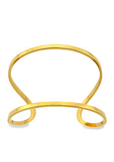Vince Camuto Open Wire Loop Cuff Bracelet