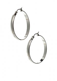 Nine West Hoop Earring