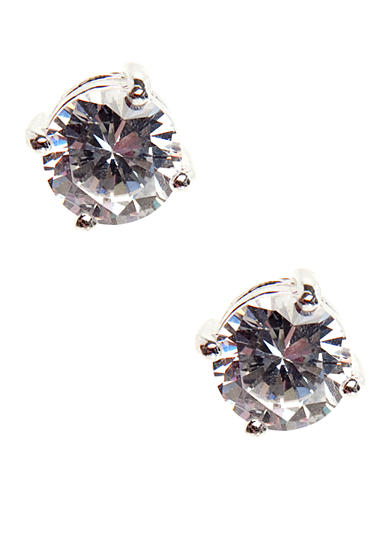 Nine West Genuine Cubic ZIrconia Stud Earring