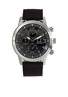 Legion Canvas Strap Watch