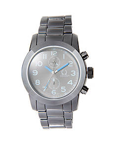Legion Men's Gunmetal Sport Bracelet Watch