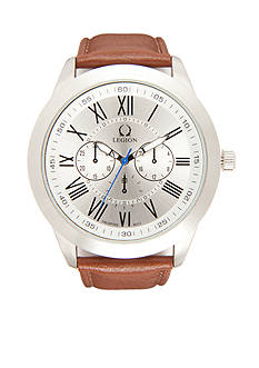 Legion Men's Silver-Tone Classic Watch