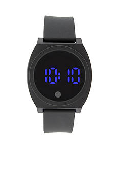 Legion Men's Black LED Watch