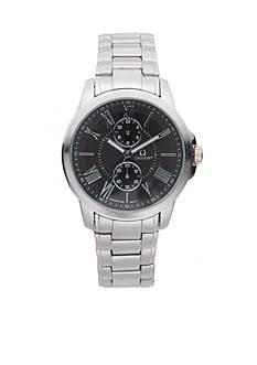 Legion Men's Silver-Tone Sport Watch