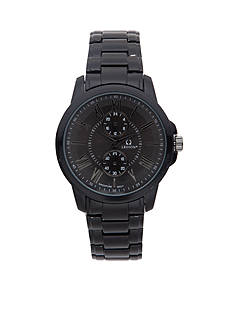 Legion Men's Black Mate Sport Watch