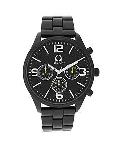 Legion Men's Black Out Sports Watch