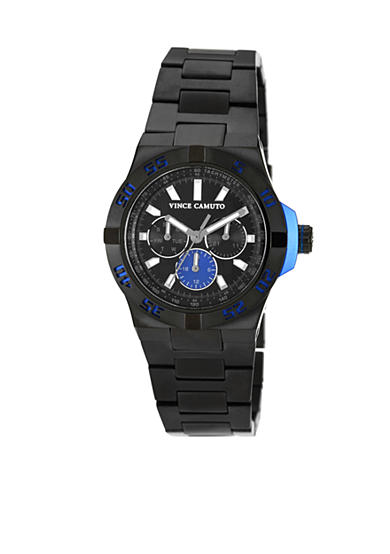 Vince Camuto The Master Blue Steel Watch