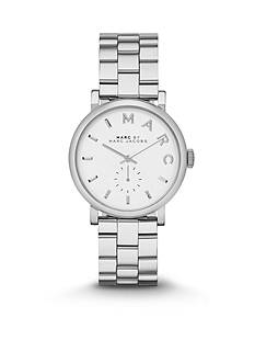 Marc Jacobs Women's Baker Stainless Steel Three-Hand Watch