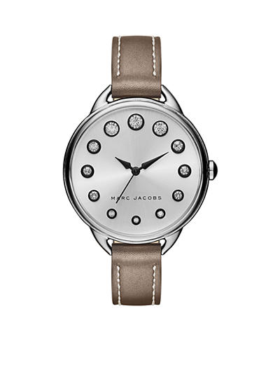 Marc Jacobs Women's Betty Light Brown Leather Strap Watch