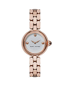 Marc Jacobs Women's Courtney Rose Gold-Tone Watch
