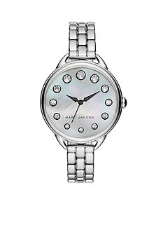 Marc Jacobs Women's Betty Stainless Steel Three Hand Watch