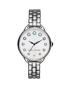 Marc Jacobs Betty Stainless-Steel Three-Hand Watch