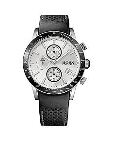 BOSS by Hugo Boss Men's Rafale Stainless Steel Chronograph Watch
