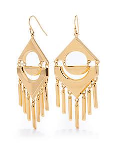 Trina Turk Tassel Chandelier Earwire Earring