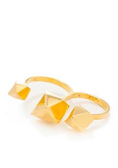 Trina Turk Double Finger Ring