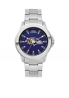 Jack  Mason Men's Baltimore Ravens Color Sport Watch