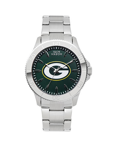 Jack  Mason Men's Green Bay Packers Color Sport Watch