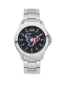 Jack  Mason Men's Houston Texans Color Sport Watch