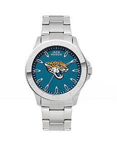Jack  Mason Men's Jacksonville Jaguars Color Sport Watch