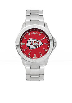 Jack  Mason Men's Kansas City Chiefs Color Sport Watch
