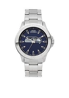 Jack  Mason Men's Seattle Seahawks Color Sport Watch