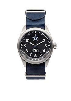 Jack Mason Men's Dallas Cowboys Nato Strap Watch