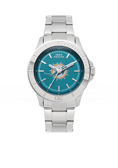 Jack Mason Women's Miami Dolphins Color Sport Watch
