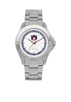Jack Mason Men's Auburn Sport Bracelet Silver Dial Watch