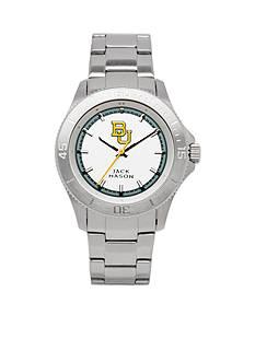 Jack Mason Baylor Men's Sport Bracelet Silver Dial Watch