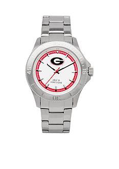 Jack Mason Men's Georgia Sport Bracelet Silver Dial Watch